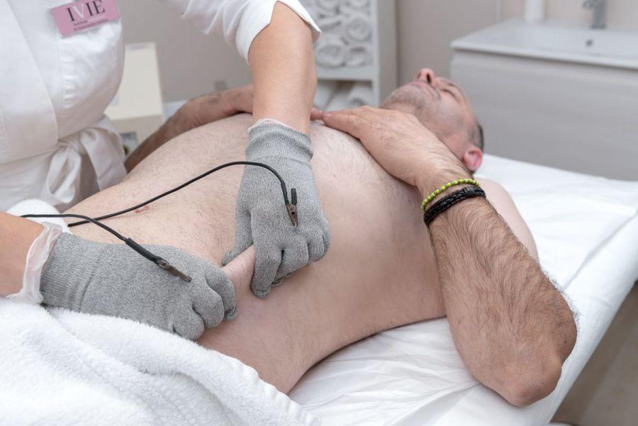 tratamiento corporal abdomen hombre