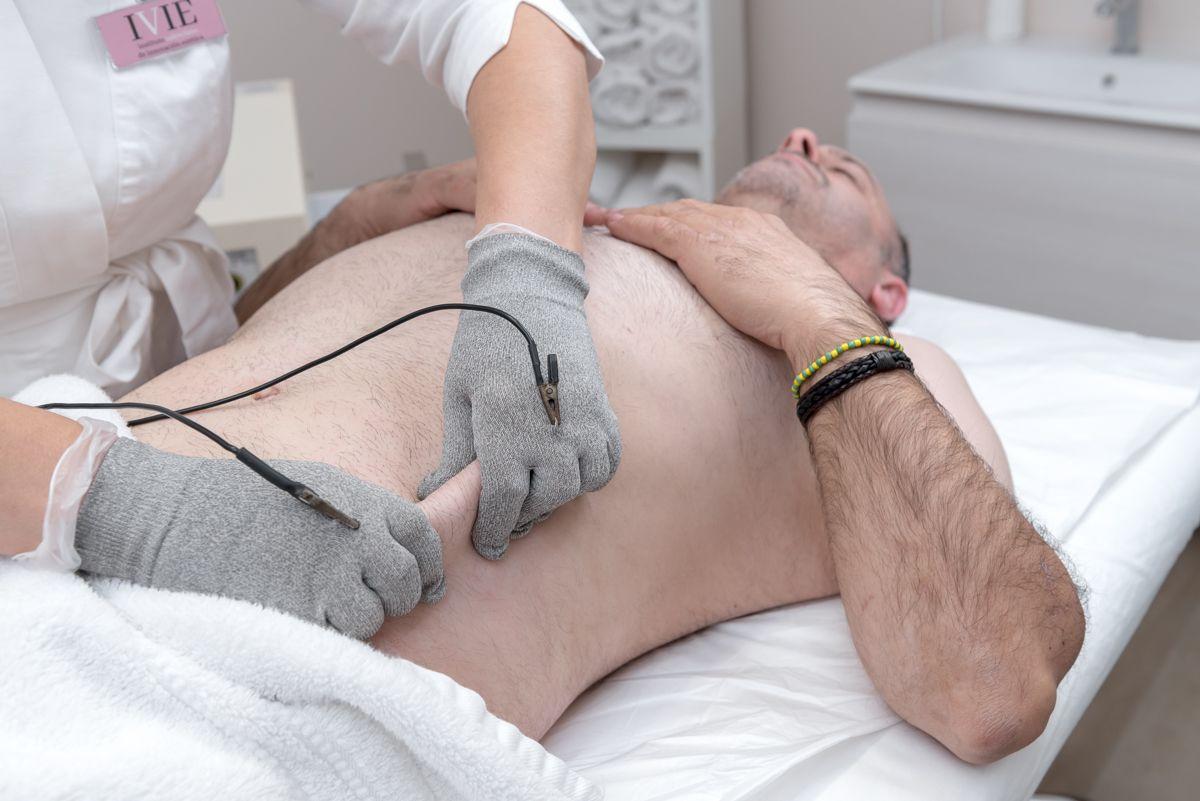 tratamiento corporal abdomen hombre valencia