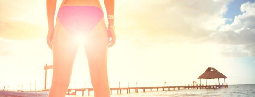 cuidados piel en la playa